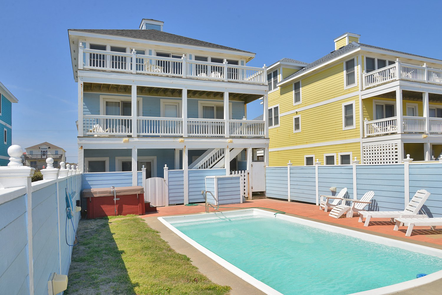 outer the oceanfront place gathering vacation rentals banks watch beach obx cottage