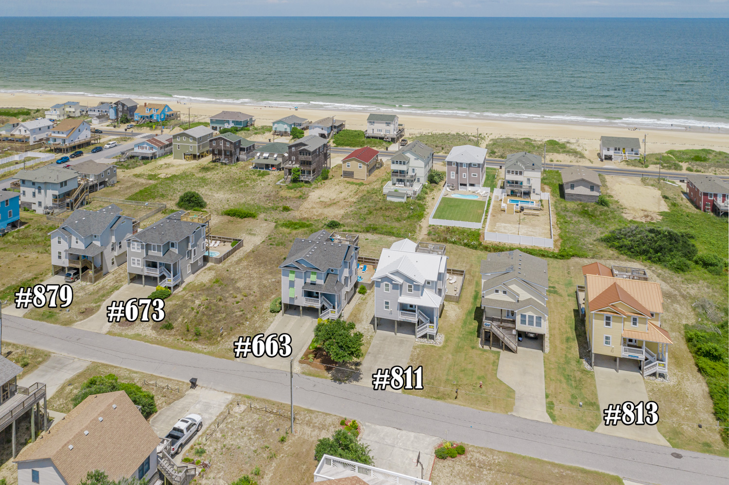 673 The Saltwater Cowboy Outer Banks Vacation Rental In